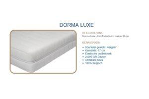 Dorma Luxe