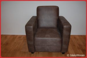 Fauteuil 'King' Bruin
