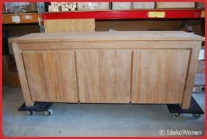 Dressoir Teak 193 cm breed