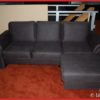 Hoekbank ''Thijs'' 3+chaise Antraciet R.V