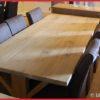Eetkamertafel Eikenhout 230x100 cm