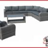 "Loungeset wicker ""Chicago"