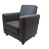 Fauteuil King antraciet
