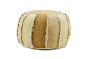 Pouf Mono - yellow