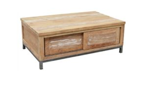 Coffee table London 110 cm