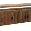 Dressoir Viking Strong mango hout 180 cm