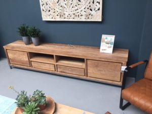 Tv sideboard London 250 cm