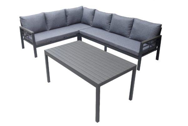 Loungeset Brandon aluminium