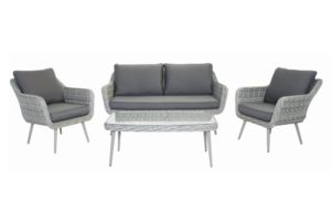 "Loungeset wicker ""Victoria"""