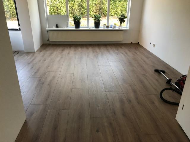 Laminaat vloer Gel. prestige oak